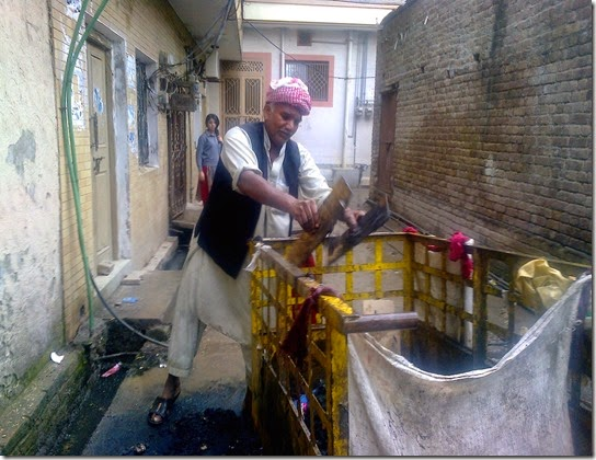 Yaqoob Masih - Pakistan Christian Sanitation worker
