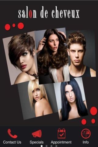 Salon De Cheveux