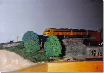 05 My Layout in January 1998