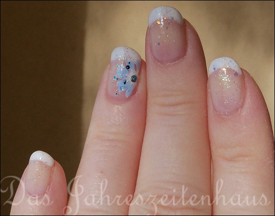 Nageldesign Eisblumen 5