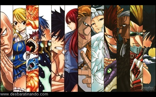 fairy tail anime wallpapers papeis de parede download desbaratinando  (8)