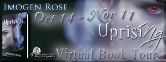 {Review+Giveaway} Uprising by Imogen Rose