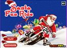 Santa Fan Ride