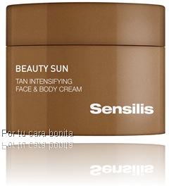 Beauty Sun de Sensilis
