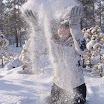 Снегопад!!!