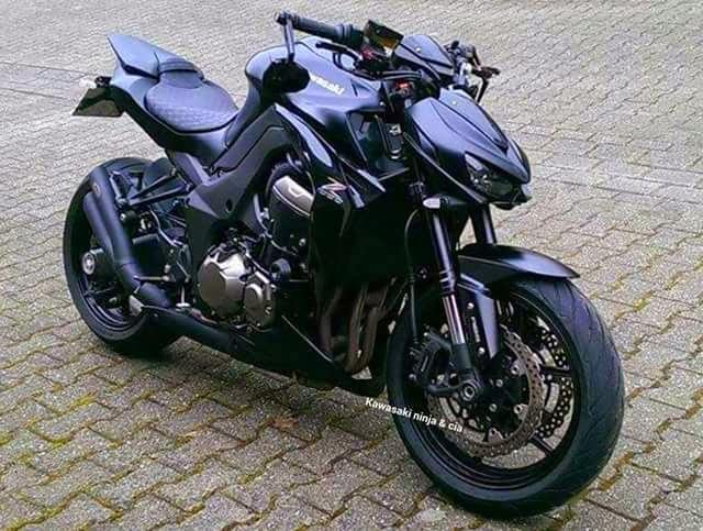 Kawasaki Avenger Modified