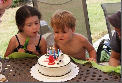 Jack's 3rd Birthday 244