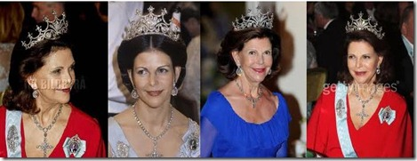 Queen Sophie's Diamond Tiara