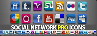 social-network-pro-icons