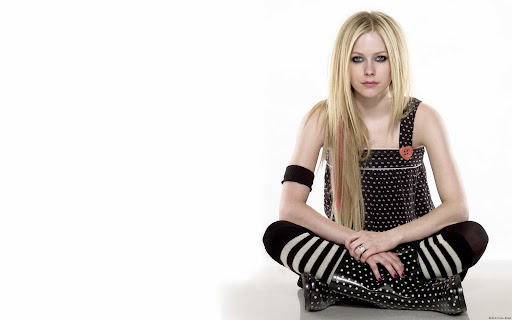 Avril Lavigne [Boots & Hearts]