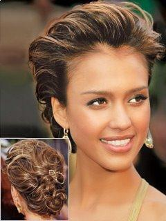 Trendy French Twist hairstyles for Women 2013