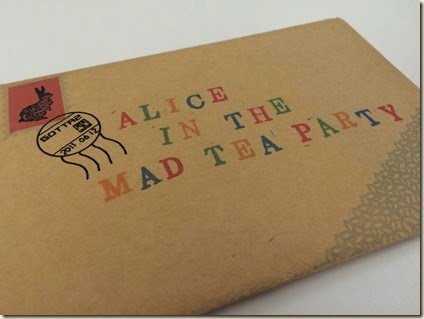 Alice In The Mad Tea Party