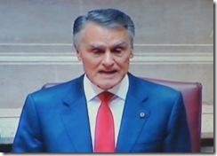 Cavaco Silva no 25 de Abril.Abr.2012