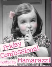 FridayConfessionalMamarazzi