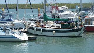 Bundaberg Port Marina.