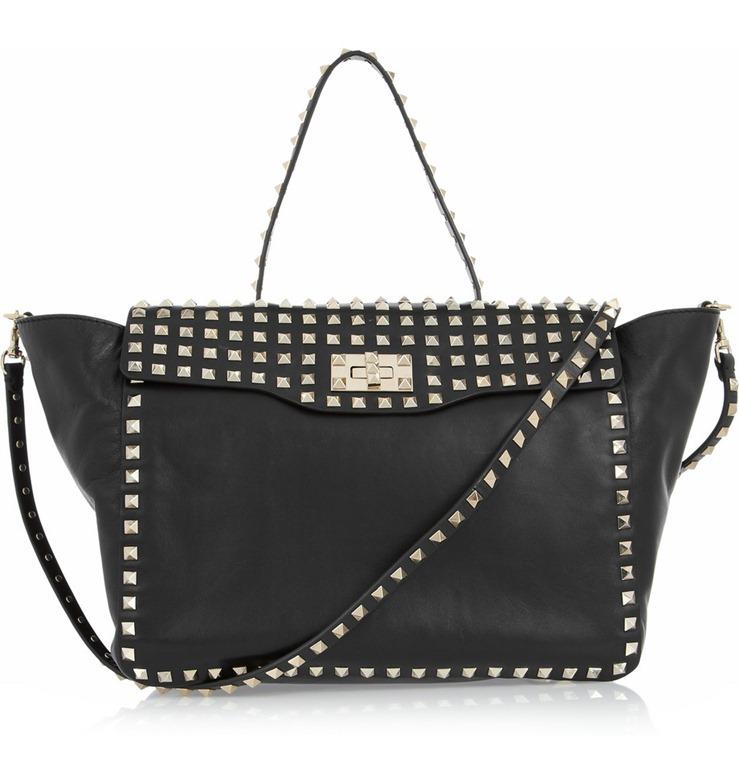 Valentino Rockstud Bag, Valentino Bag, Valentino Rock Stud, Valentno Studded Bag