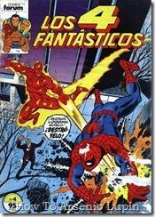 P00004 - Los 4 Fantásticos v1 #4