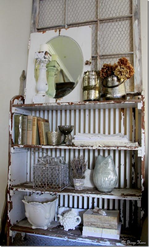 white shelves 14