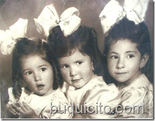 Delia, Toña y Ana Calcaño