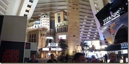 Venetian Casino inside