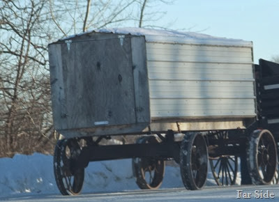 The storage wagon