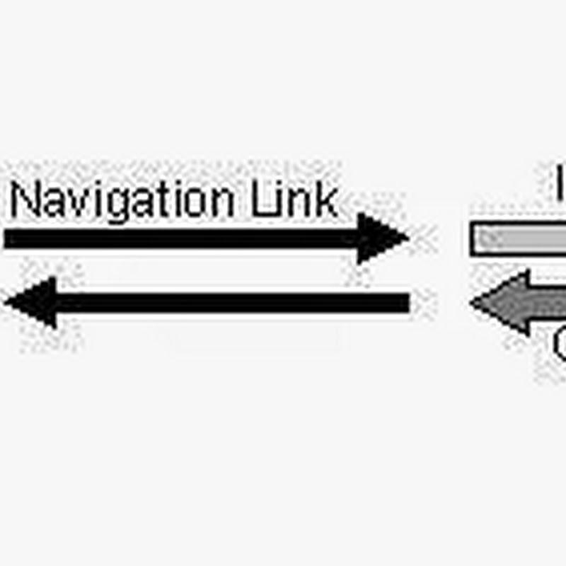 Navigation between two views
