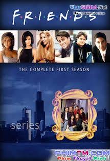 Những Người Bạn 1 - Friends Season 1 Tập 24 25 Cuối