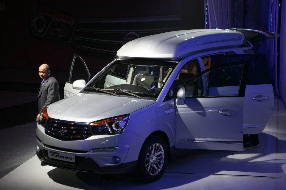 Ssangyong S Ginormous Rodius Mpv Can Seat Up To 11 Passengers 47