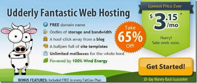 fatcow webhosting