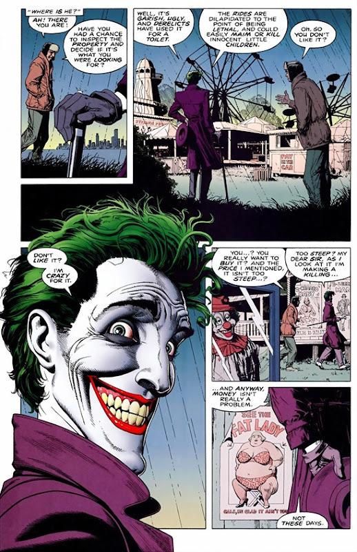 Batman-The Killing Joke the Deluxe Edition HC - página 10