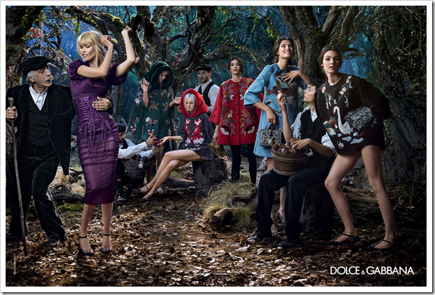 Campañas otoño invierno 2015 06 Dolce Gabbana