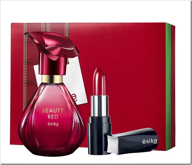 Set Beauty Red
