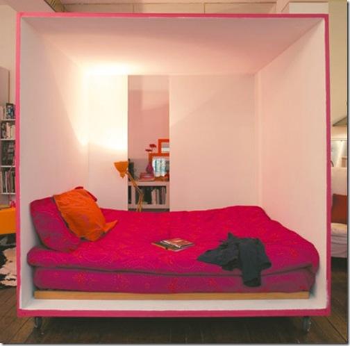 cama cubo via ducotedechezvous