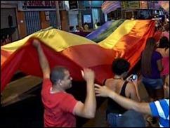 Parada Gay Uberlândia 2012