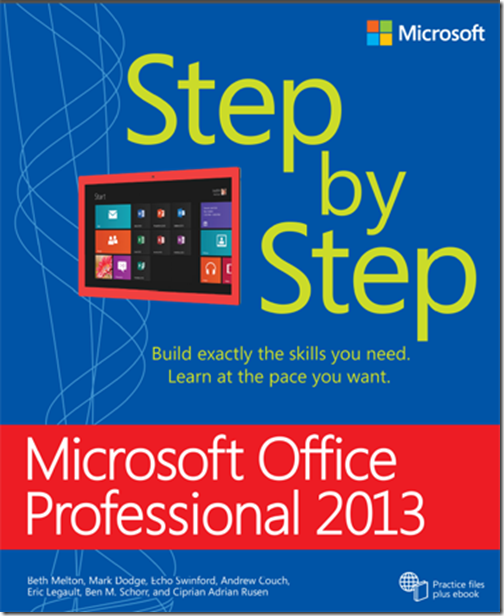 book review  microsoft office 2013 professional 2013 step