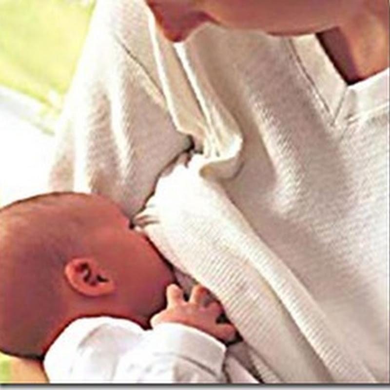لا توقفى الرضاعة الطبيعية .. فهى تحميك من سرطان الثدى