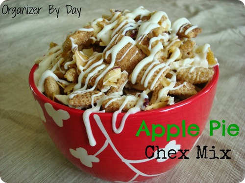apple chex mix
