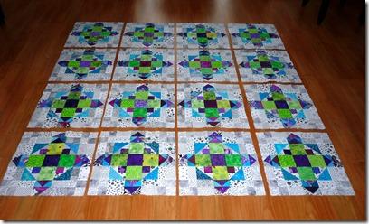 A-blocks