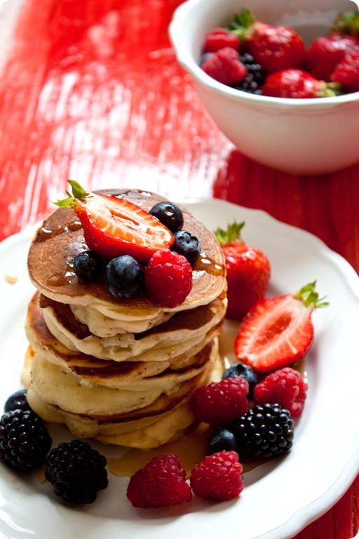 Ricotta Pancakes (3 von 4)