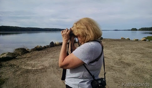 2. Cynthia Cage at Wharton Point 8-21-14