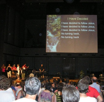 Northwest Yearly Meeting, 2009