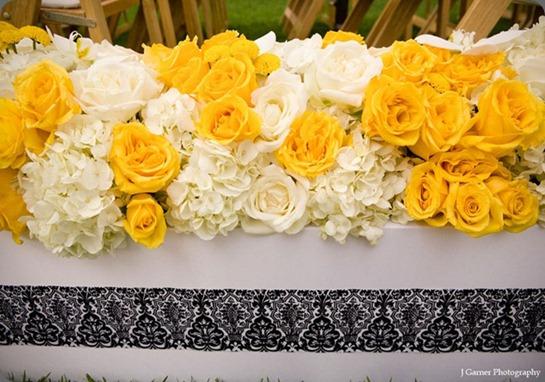 alex Yellow-black-white-ceremony-planter- karen tran