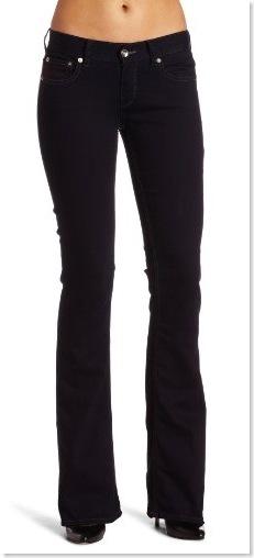 bootleg jeans