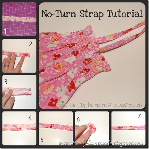 No Turn Strap Tutorial