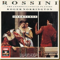 Rossini Oberturas Norrington