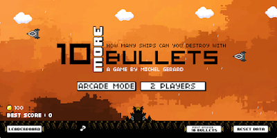 Screenshot of 10 More Bullets