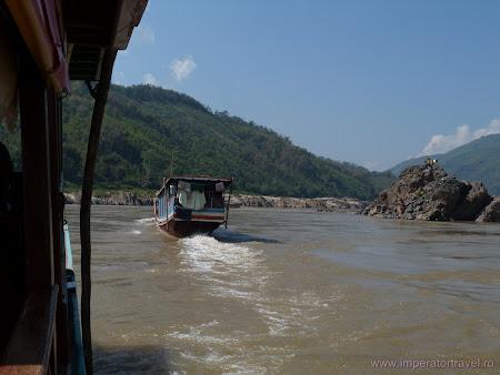 Imagini Laos: slow boat