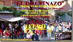 Cartel El Chupinazo