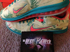 nike lebron 9 low pe lebronold palmer 2 02 Nike LeBron 9 Low LeBronold Palmer Alternate   Inverted Sample