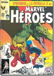 P00023 - Marvel Heroes